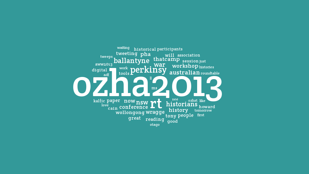 OzHA 2013 by wragge
