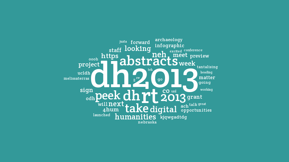 DH2013 by mbwolff